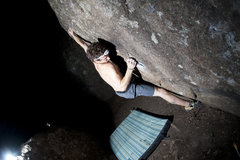 Rock Climbing Photo: Burger King - V4