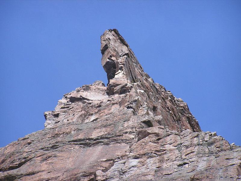 Rock Climbing Photo: NICE.