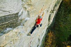 Rock Climbing Photo: Waverly Waster