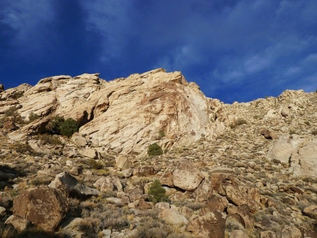 Lone Mountain, NV