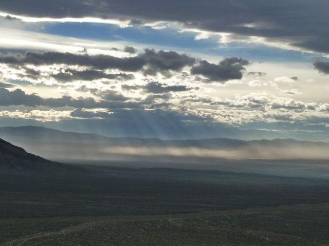 Dust storm 1, NV
