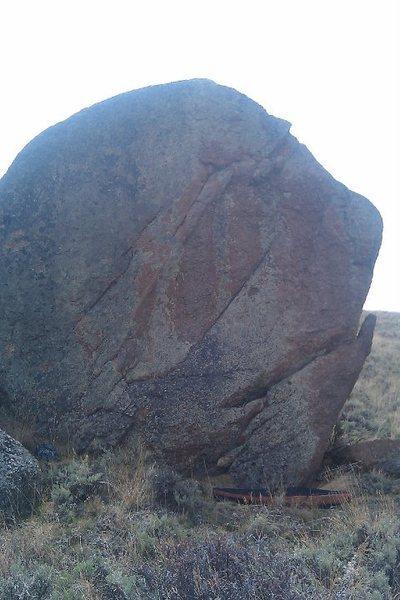 Slang Boulder