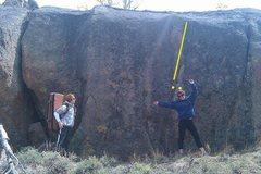 Rock Climbing Photo: Brosuf