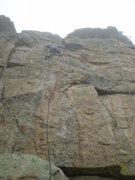 Rock Climbing Photo: Cruisin'.