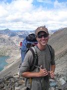 Rock Climbing Photo: Granite Peak
