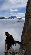 Rock Climbing Photo: Mark Richey - LHP