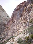 Rock Climbing Photo: I believe this is Black Dagger.