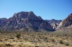 Rock Climbing Photo: Oak Canyon and Solar Slab.