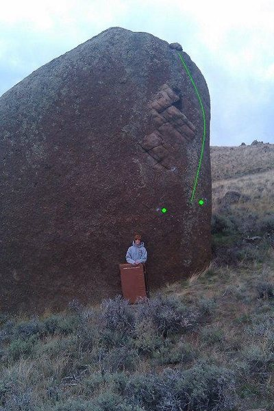 Rock Climbing Photo: Lynguistics