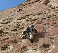 Rock Climbing Photo: Smith