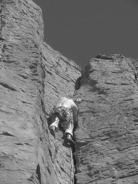 Rock Climbing Photo: Right on Raton