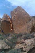 Rock Climbing Photo: Rumination