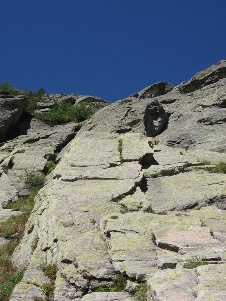 Rock Climbing Photo: Slabs