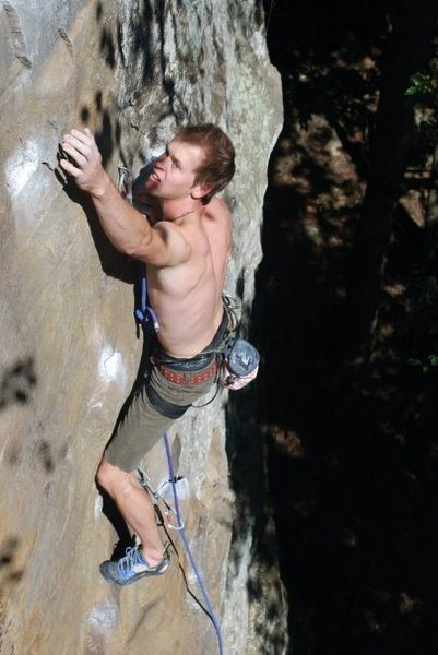 Rock Climbing Photo: Paco's Taco, 10b.