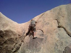 Rock Climbing Photo: SMOKINN CRACK