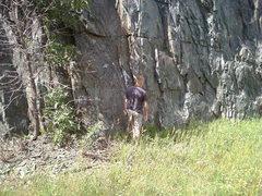 Rock Climbing Photo: #1