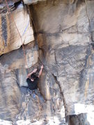 Rock Climbing Photo: Dreamtime at the New