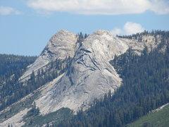 Rock Climbing Photo: Locke