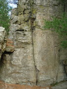 Rock Climbing Photo: Central face