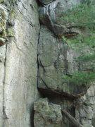 Rock Climbing Photo: Right face