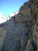Rock Climbing Photo: The Cleft