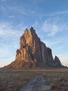 Rock Climbing Photo: Ship Rock