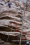 Rock Climbing Photo: pic of Ledgends of Limonite