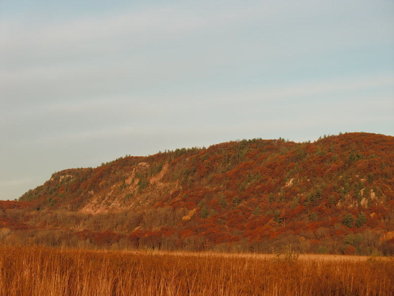 Rock Climbing Photo: East Bluff