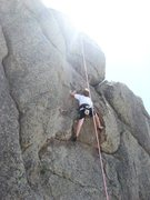 Rock Climbing Photo: Hollow Feeling