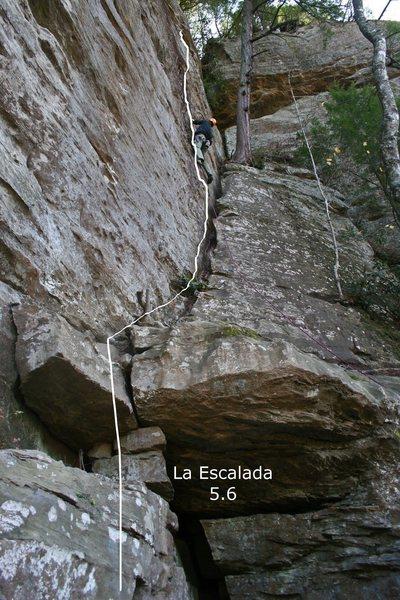 pic of La Escalada