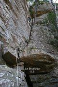 Rock Climbing Photo: pic of La Escalada