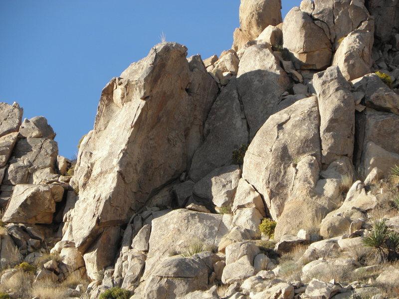 Rock Climbing Photo: Snooze Rock