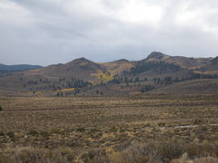 Rock Climbing Photo: Fall colors in Granite Basin.
