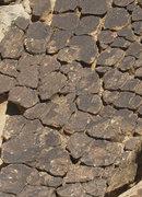 Rock Climbing Photo: Plates near Ponderosa Wall. Photo by Blitzo,