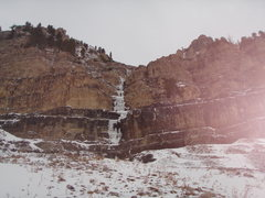 Rock Climbing Photo: timp ice
