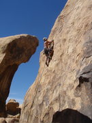 Rock Climbing Photo: Adam Paz on Beg to differ