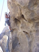 Rock Climbing Photo: Adam Paz I believe this is the crux as you have to...