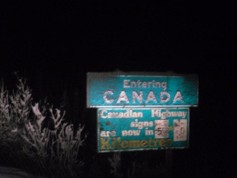 Rock Climbing Photo: Canada!