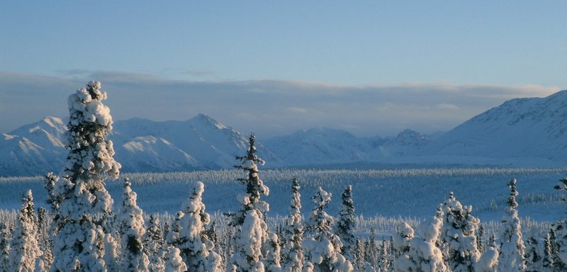 Taken from the Glenn Hwy a little ways after Wookie Wall and the Matsu Glacier ...burr