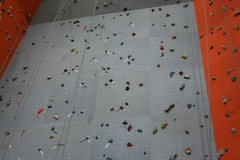 "Rock Climbing Photo: ""The Wall"""