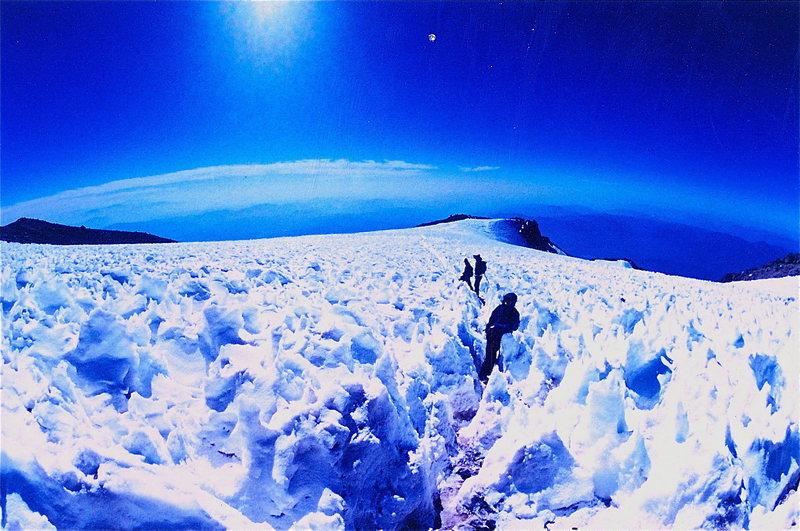 Rock Climbing Photo: shasta