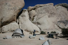 Rock Climbing Photo: Nathan on True Grit.