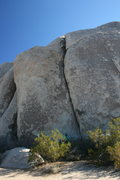Rock Climbing Photo: Nathan leading Music Box belayed by Agina.