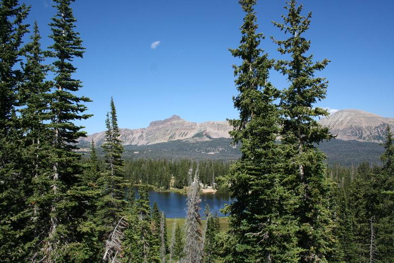 hayden peak<br>