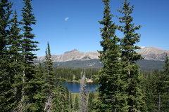 Rock Climbing Photo: hayden peak