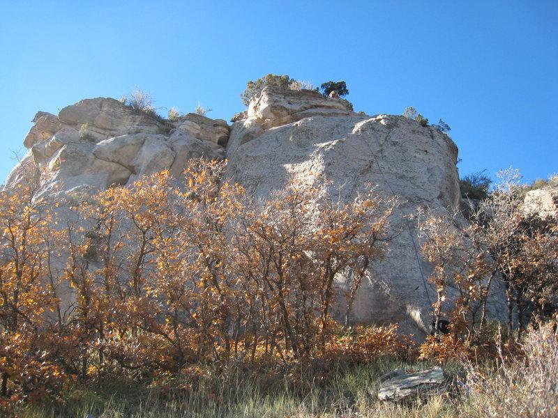 Dos XX cliff.