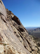 Rock Climbing Photo: valley views