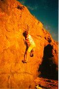 Rock Climbing Photo: italian fall