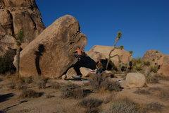 Rock Climbing Photo: simpleton