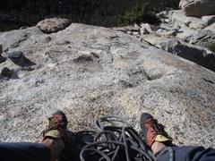 Rock Climbing Photo: taquitz
